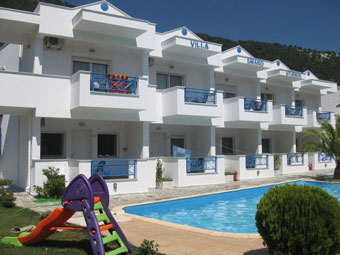 -40% Vila Smaro - early booking vara 2018 - Thassos - Grecia - autocar optional - rezervari online