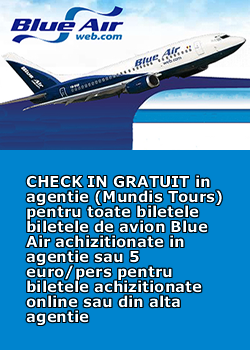 checkin blue air